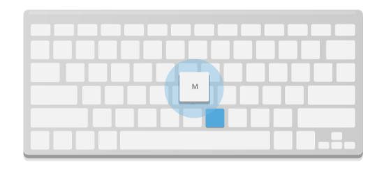 gmail_keyboard_shortcuts_mute